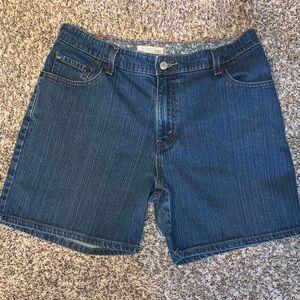 Levis 550 shorts